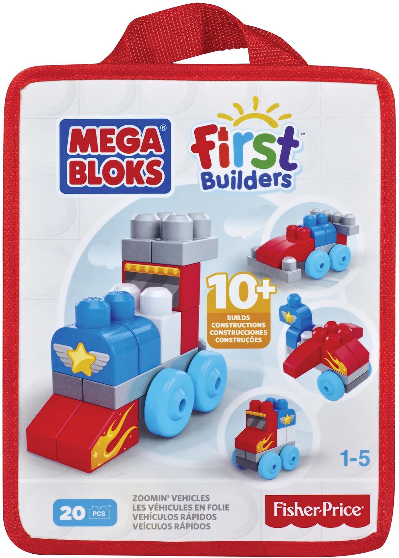 Mega Bloks FB AUTÍČKA (20)