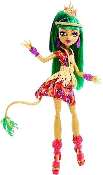 HR Mattel Monster High JARNÍ PŘÍŠERKA JINAFIRE LONG