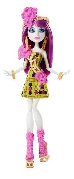 HR Mattel Monster High JARNÍ PŘÍŠERKA SPECTRA VONDERGEIST