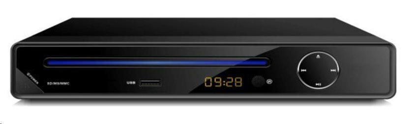 LUVIANTA DVD - L2080HD, DVD přehrávač, USB, HDMI
