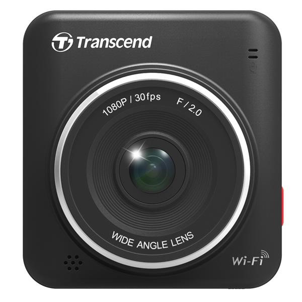 "TRANSCEND kamera do auta DrivePro™ 200, 16GB, 2.4"" LCD, Suction Mount"