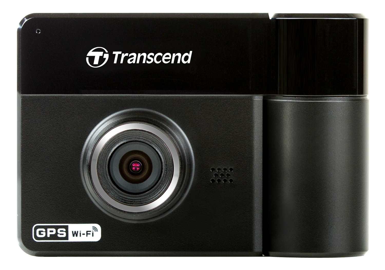 "TRANSCEND kamera do auta DrivePro™ 520, 32GB, 2.4"" LCD, Adhesive Mount"