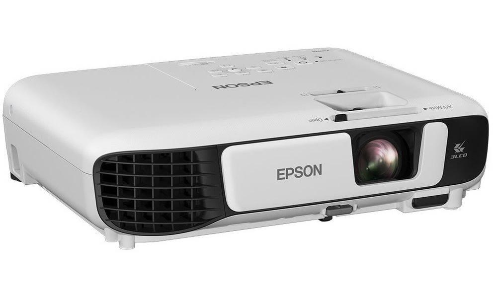 3LCD EPSON EB-W42 WXGA 3600 Ansi 15000:1 WiFi