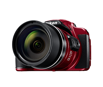 Nikon Coolpix B700 červený,20,3M,60xOZ,4K UHDVideo