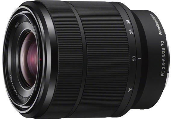 Sony objektiv SEL-2870,28-70mm, Full Frame, bajonet E