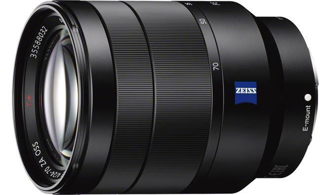 Sony objektiv SEL-2470Z,24-70mm, Full Frame, bajonet E