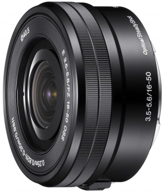 Sony objektiv SEL-P1650,16-50mm,F4 pro NEX