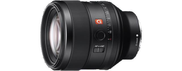 Sony objektiv SEL-85F14GM, 85mm, Full Frame, bajonet E
