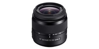 Sony objektiv 18-55mm SAL-1855-3 pro ALPHA