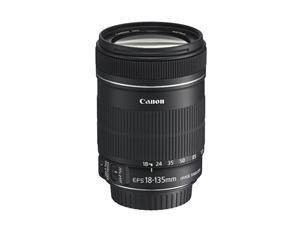 Canon objektiv EF-S 18-135mm f3,5-5,6 IS