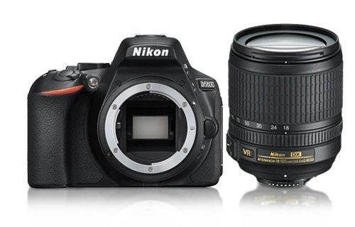 NIKON D5600 + 15-105 VR