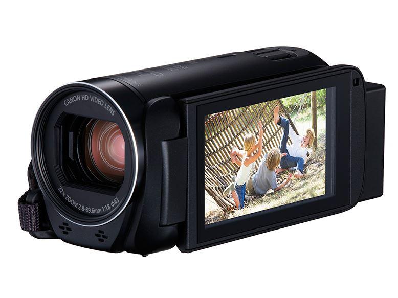 Canon LEGRIA HF R87 BK