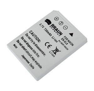 BRAUN akumulátor - NIKON EN-EL8