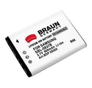 BRAUN akumulátor - SAMSUNG SLB-0837B