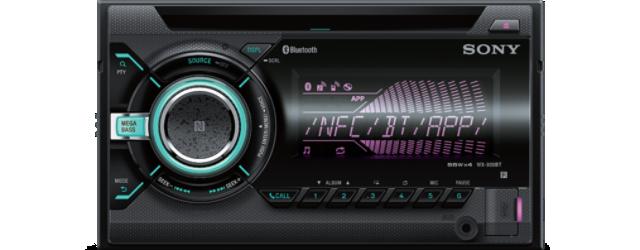Sony autorádio WX-900BT BT/NFC,USB/AUX