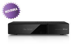 VU+SOLO2 - Satelitní HDTV přijímač