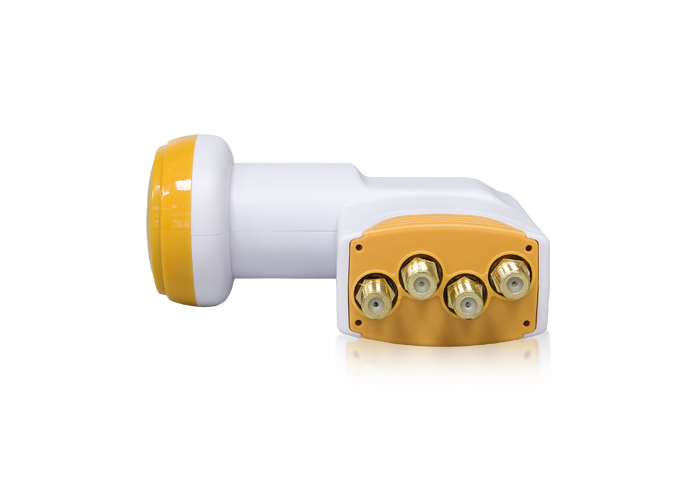 Satelit konvertor LNB Golden Media GM204 Quatro