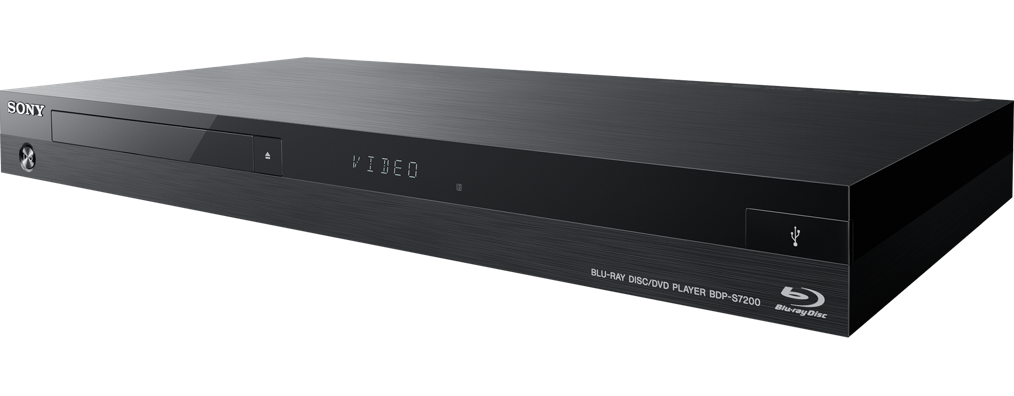 Sony Blu-Ray DVD přehrávač BDP-S7200,4K/UHD
