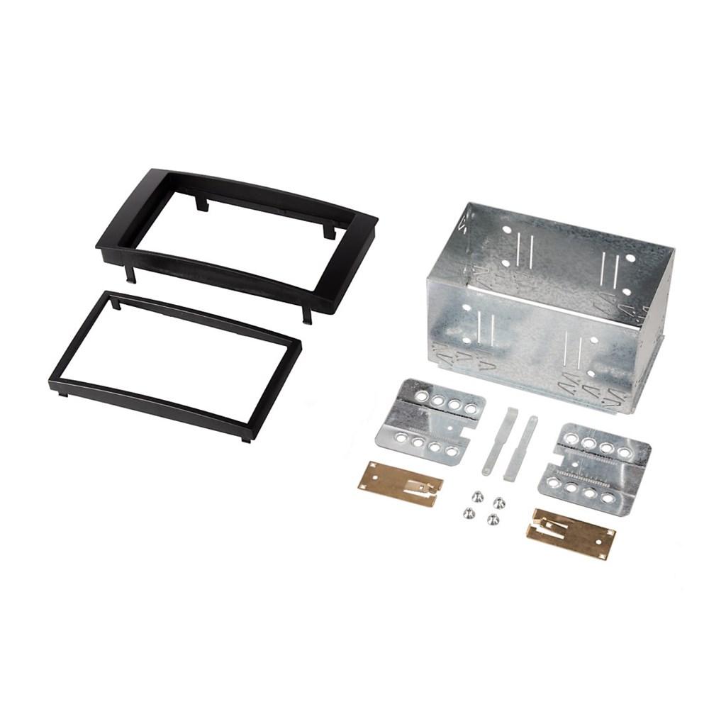 Hama double Din Radio Installation Kit for T5, black