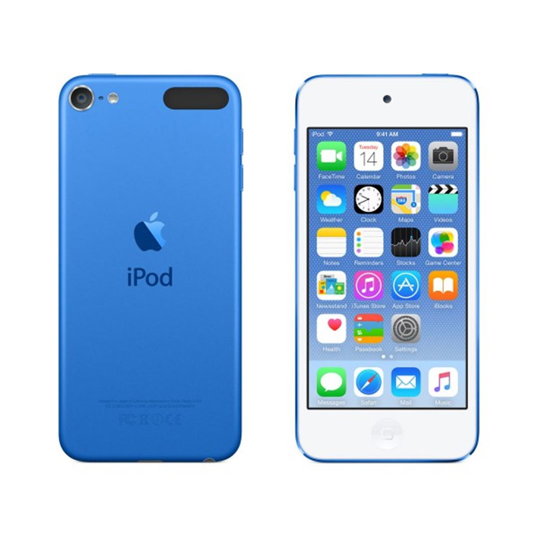 iPod touch 64GB - Blue