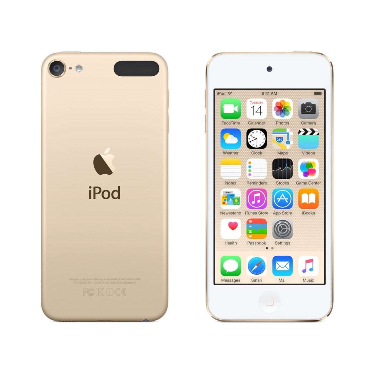 iPod touch 32GB - Gold