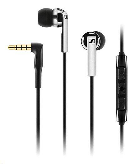 SENNHEISER CX 2.00i černá (black) sluchátka do uší - headset pro Apple