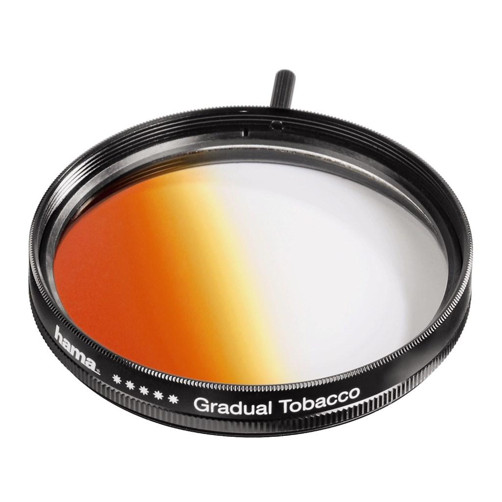 Hama filtr přechodový, tabákový, 58,0 mm