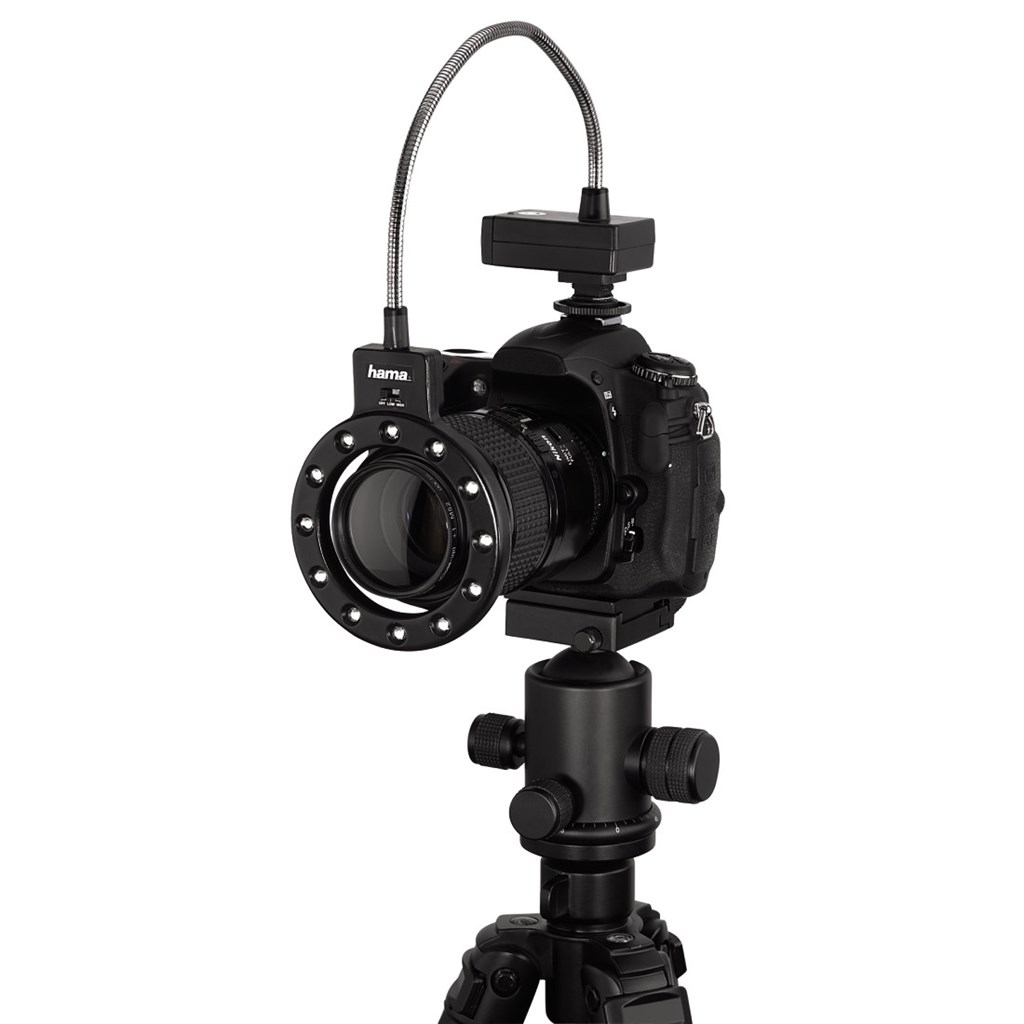 Hama LED Macro Light, DSLR
