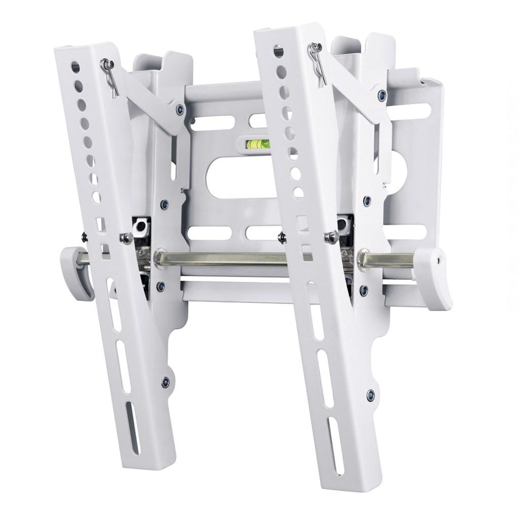 Hama nástěnný držák TV NEXT Light (3*), 200x200, naklápěcí, bílý