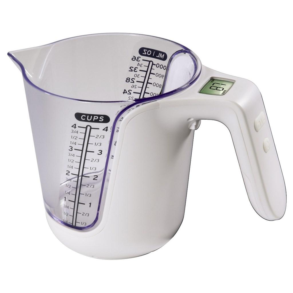 Xavax odměrná nádoba s digitální váhou
