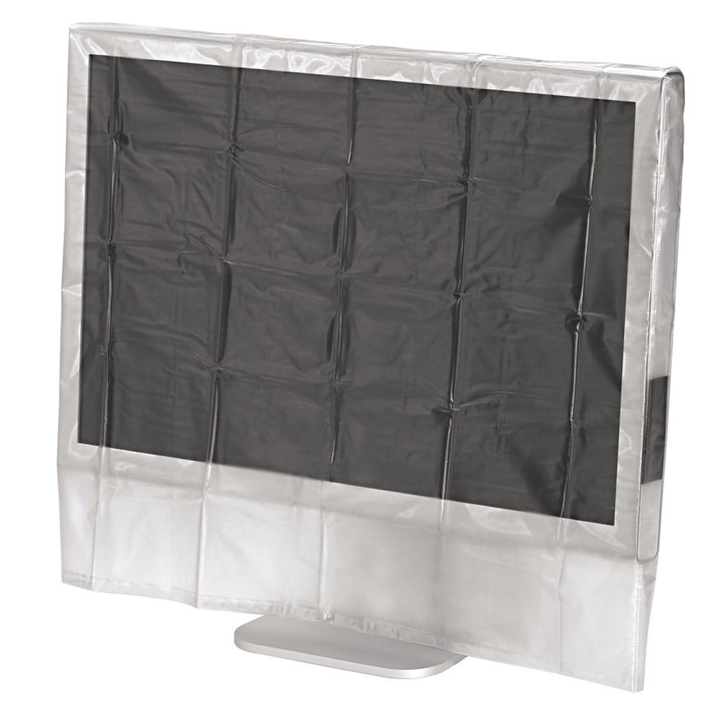 """Hama pláštěnka proti prachu pro širokoúhlé monitory 20/22"""", transparentní"""