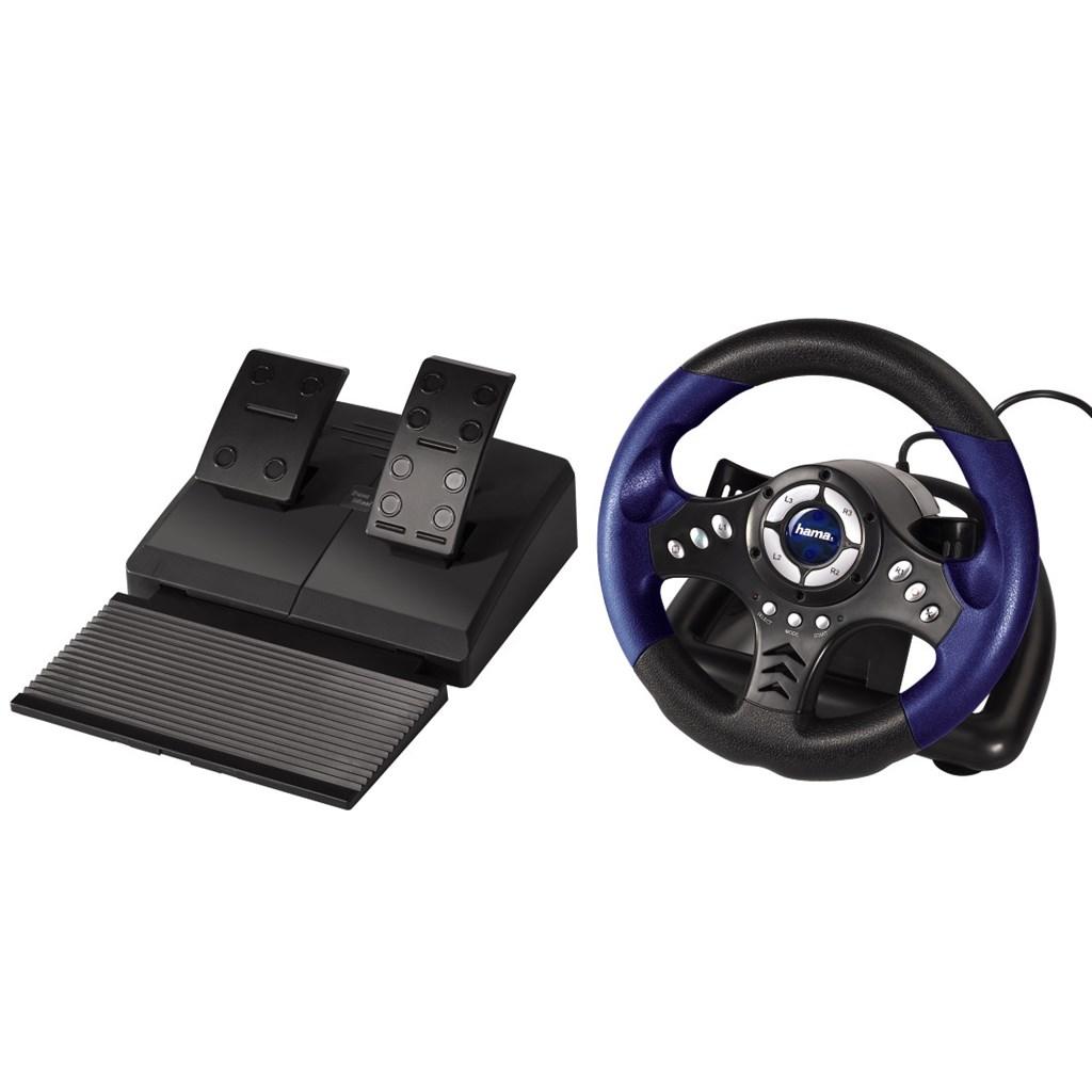 """Hama PS2 závodní volant """"Thunder V18"""""""