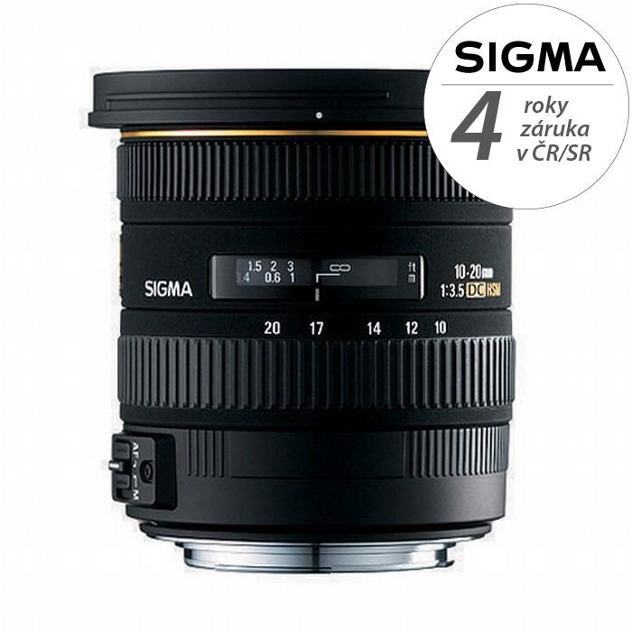 SIGMA 10-20/3,5 EX DC HSM Sony