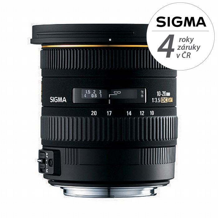 SIGMA 10-20/3.5 EX DC HSM Sigma