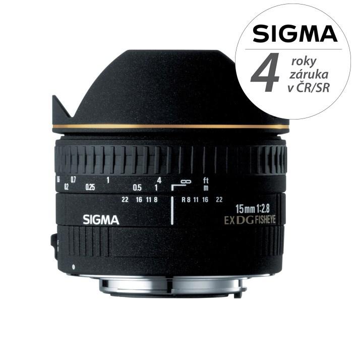 SIGMA 15/2.8 EX DG FISHEYE DIAGONAL Sony