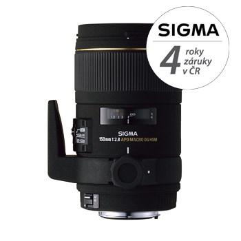 SIGMA 150/2.8 APO EX DG MACRO HSM Sigma
