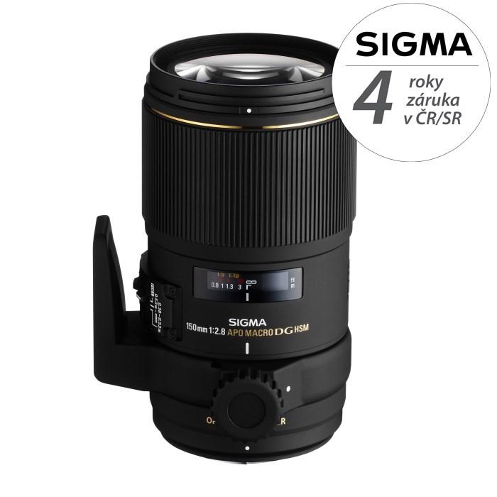 SIGMA 150/2.8 APO MACRO EX DG OS HSM Nikon
