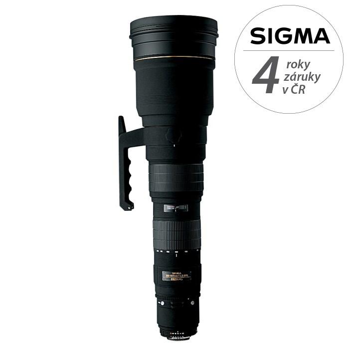 SIGMA 300-800/5.6 APO EX DG HSM Canon