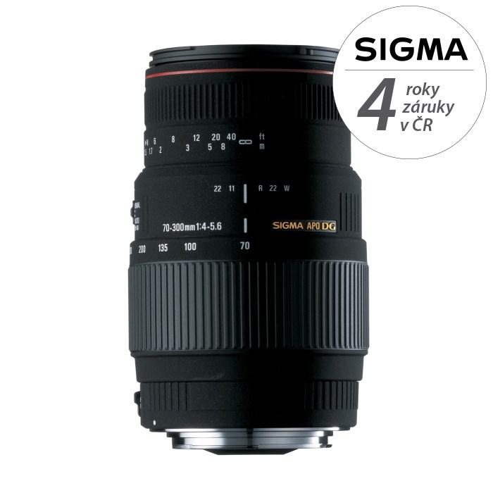 SIGMA 70-300/4-5.6 APO DG MACRO Sony