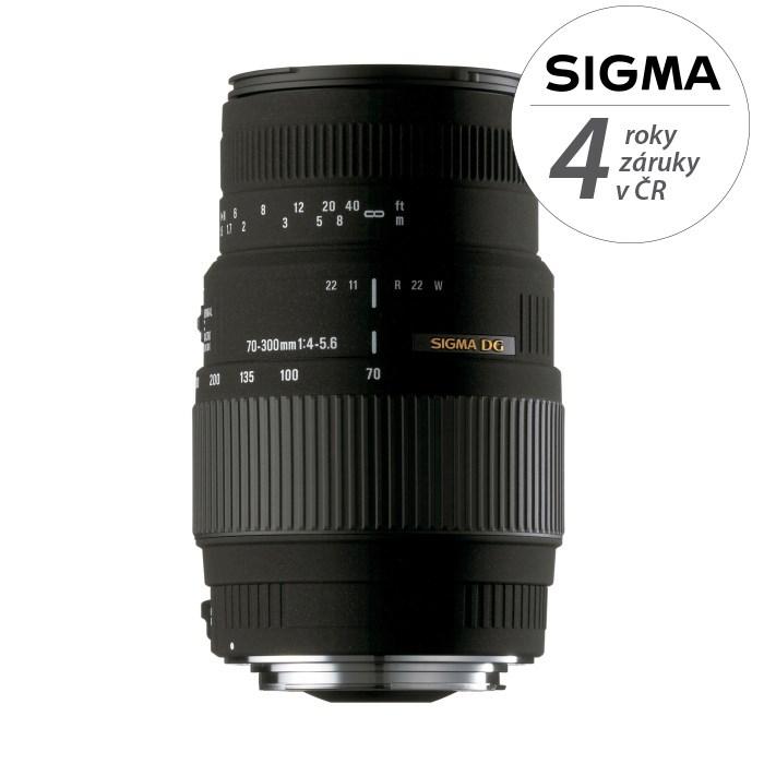 SIGMA 70-300/4.0-5.6 DG MACRO Nikon