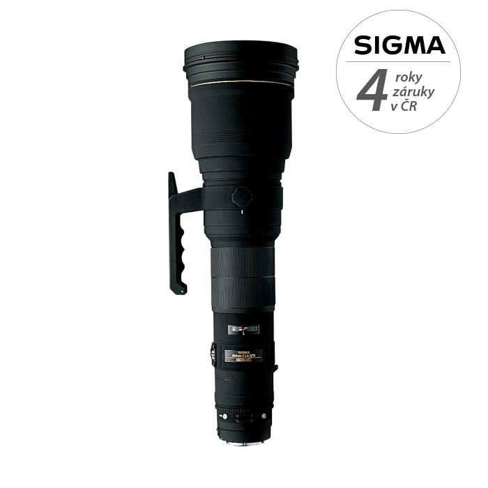 SIGMA 800/5.6 APO EX DG HSM Canon