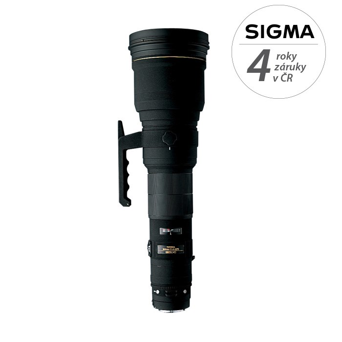 SIGMA 800/5.6 APO EX DG HSM Sigma