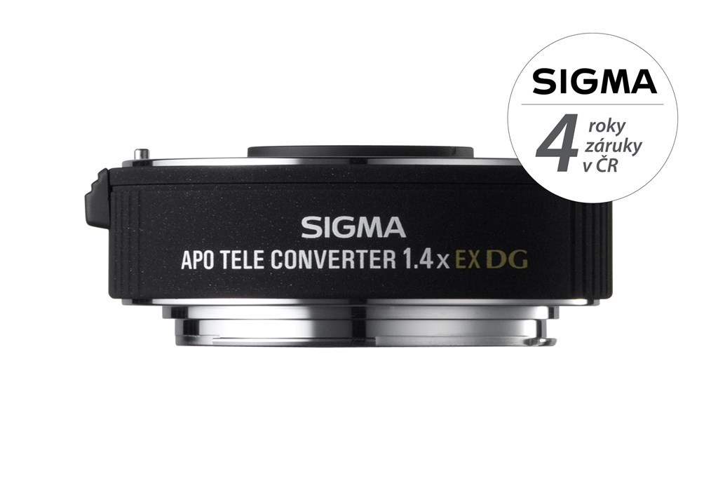 SIGMA APO 1.4x EX DG Canon