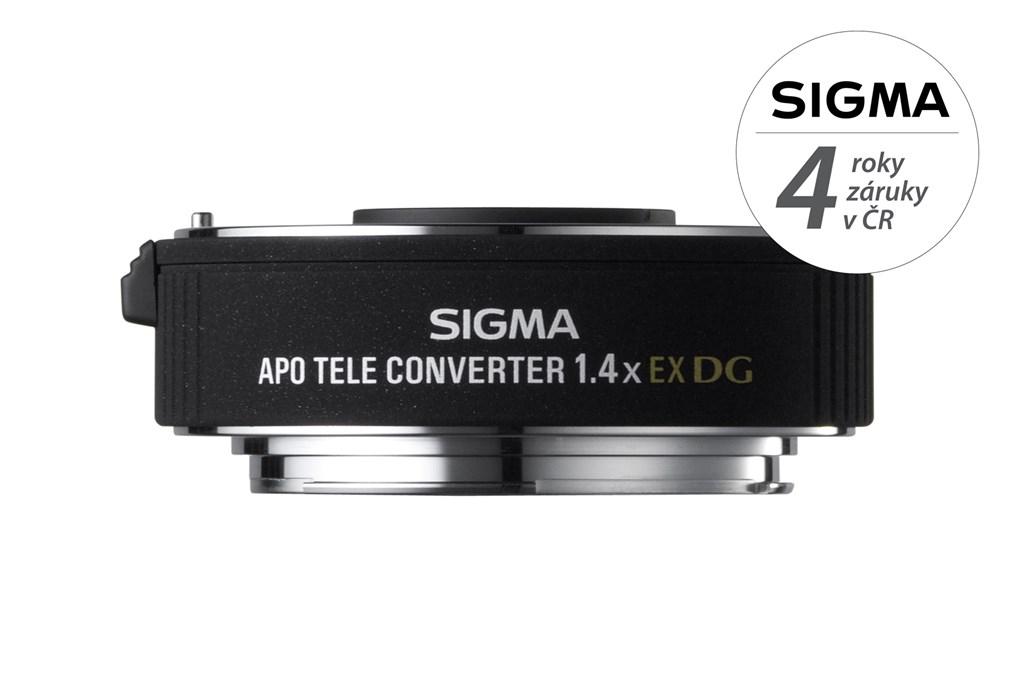 Sigma APO 1.4x EX DG Sigma