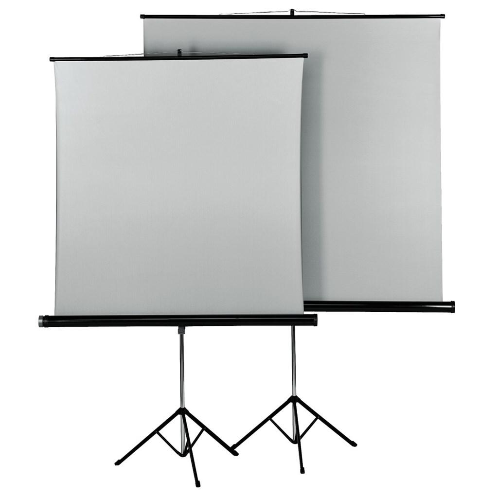 Projekční plátno Hama Tripod 155 Duo