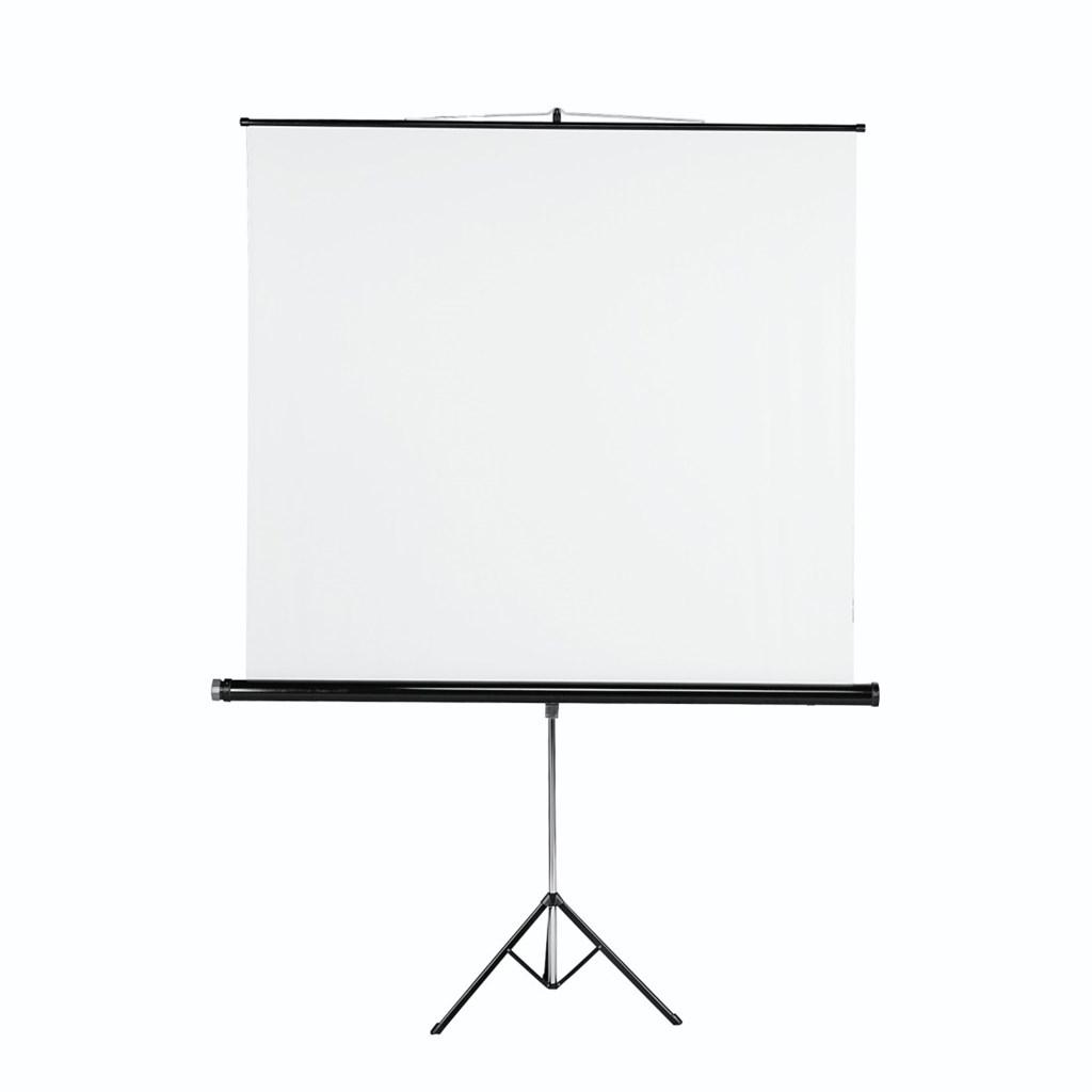 Projekční plátno Hama Tripod 180 White
