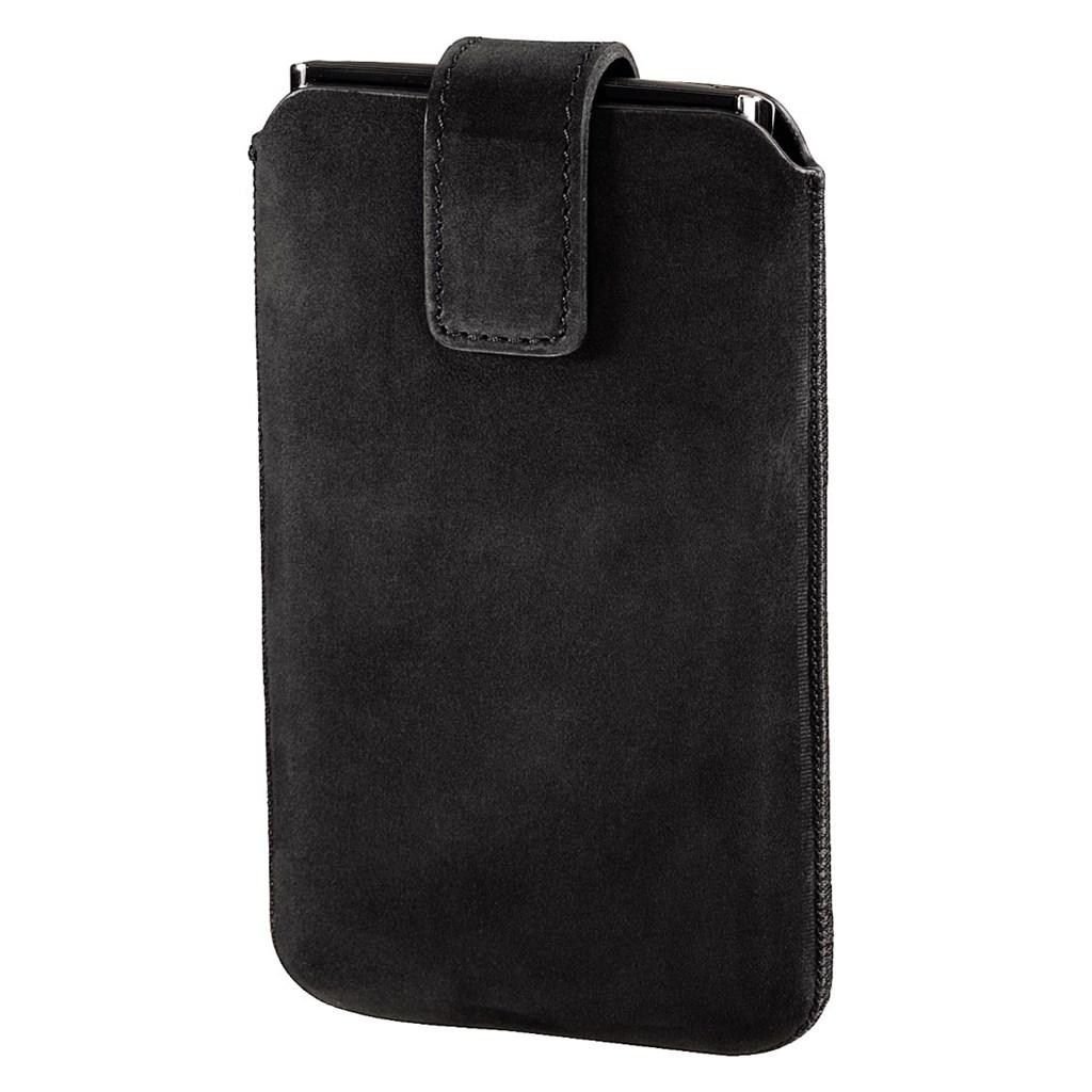 Hama pouzdro na mobilní telefon Chic Case, L, černé