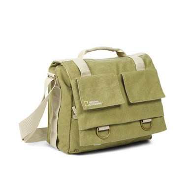 National Geographic 2476 Messenger