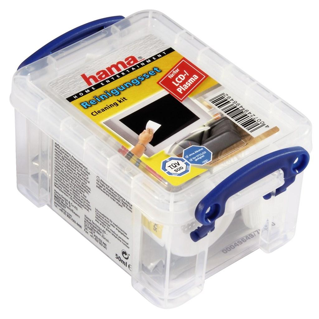 Hama čisticí set pro LCD/Plazma, box