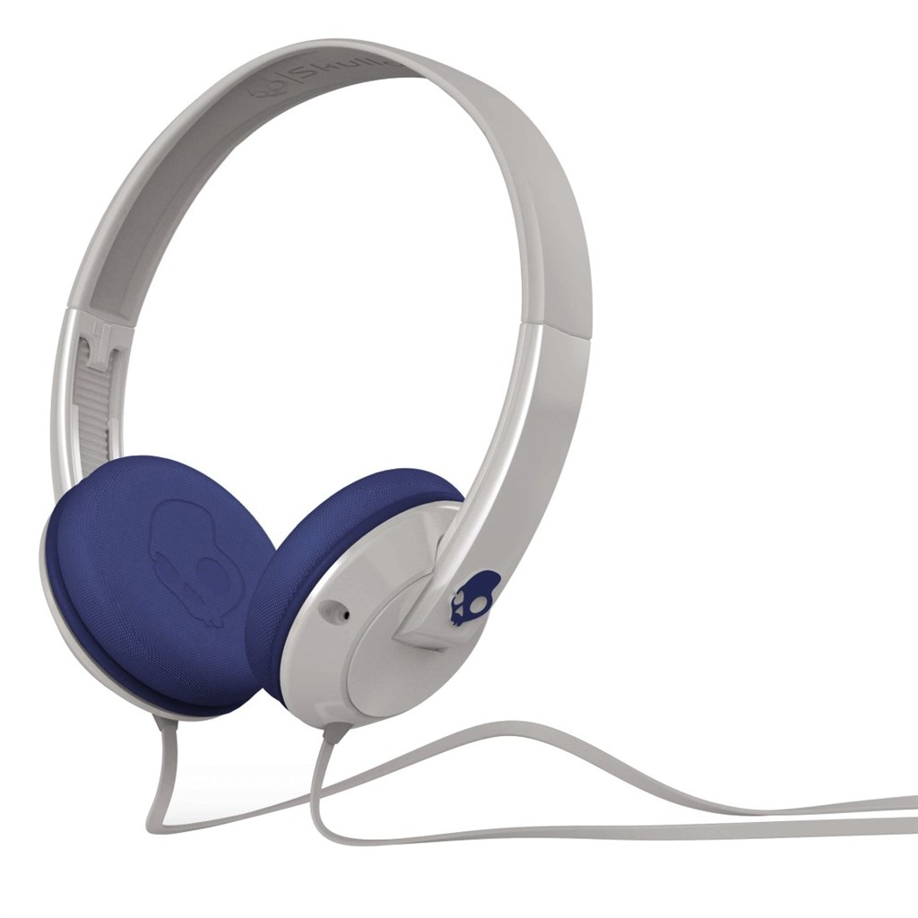 Skullcandy UPROCK White/Blue Mic1